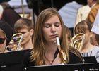 Saxofonistin II