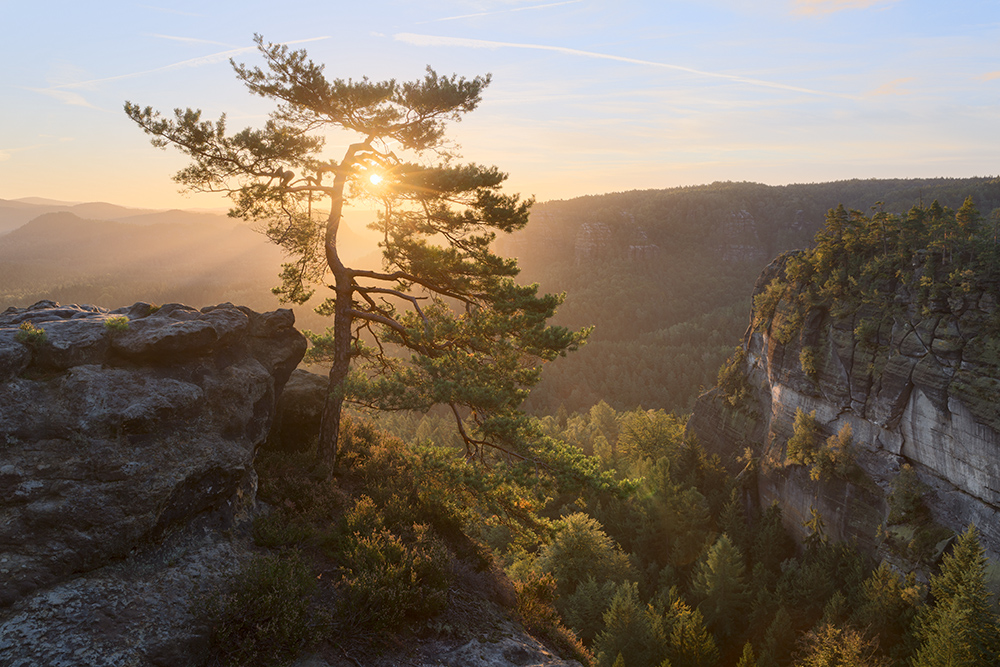 Saxon Switzerland National Park ...