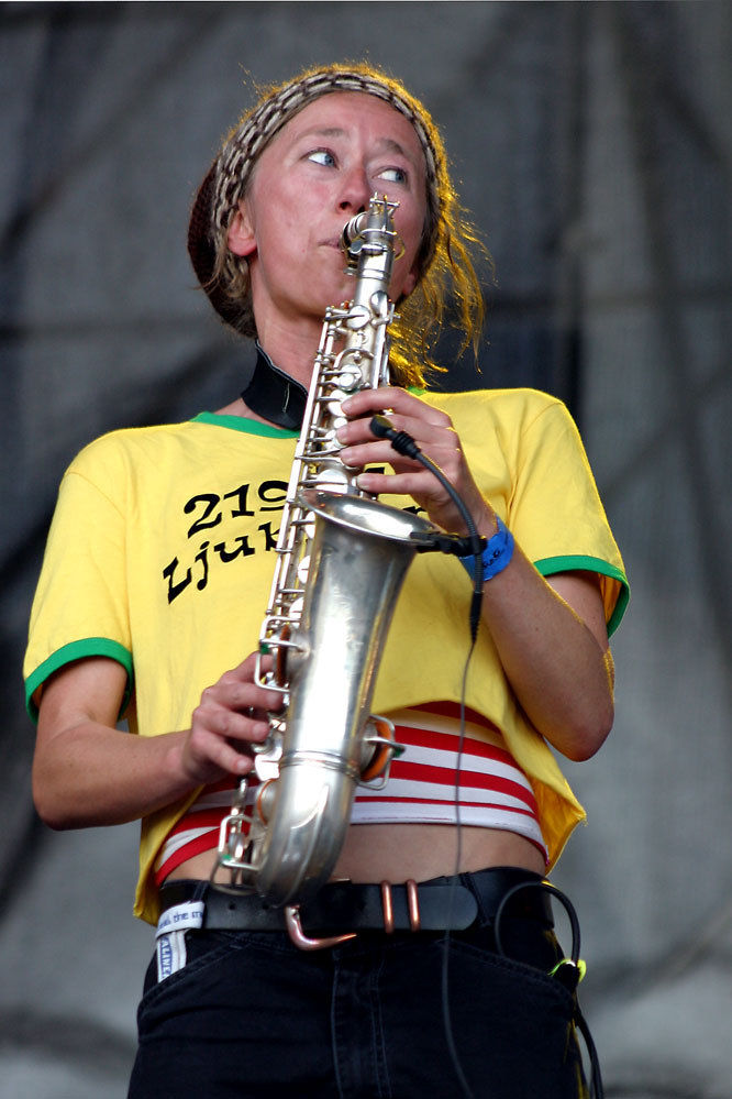 Saxophon II