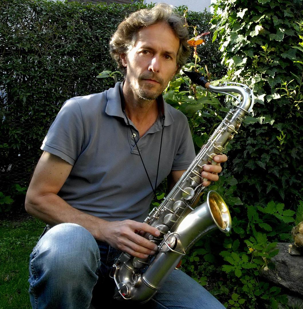 Saxophon in C