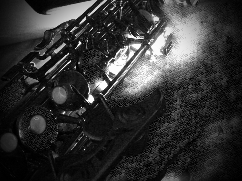 Saxophone..