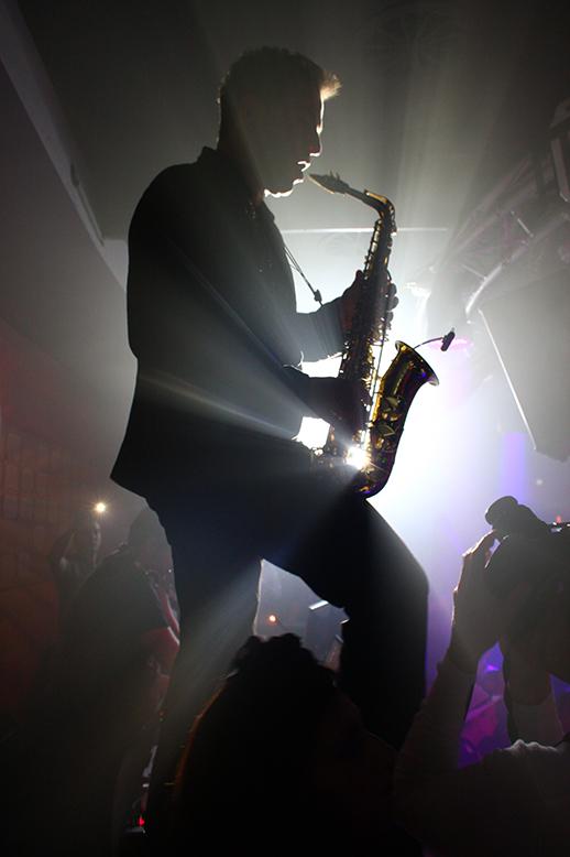 Saxophone I