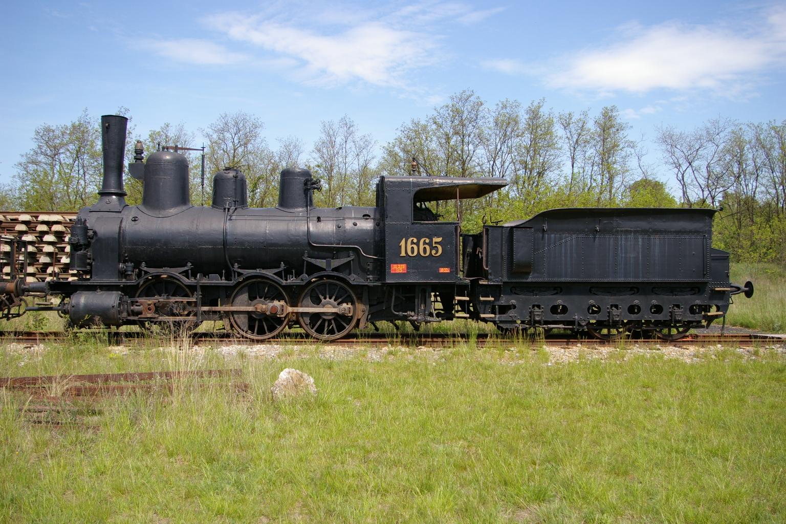 SB 32c / BBÖ 58 / FS 292 / MÁV 333
