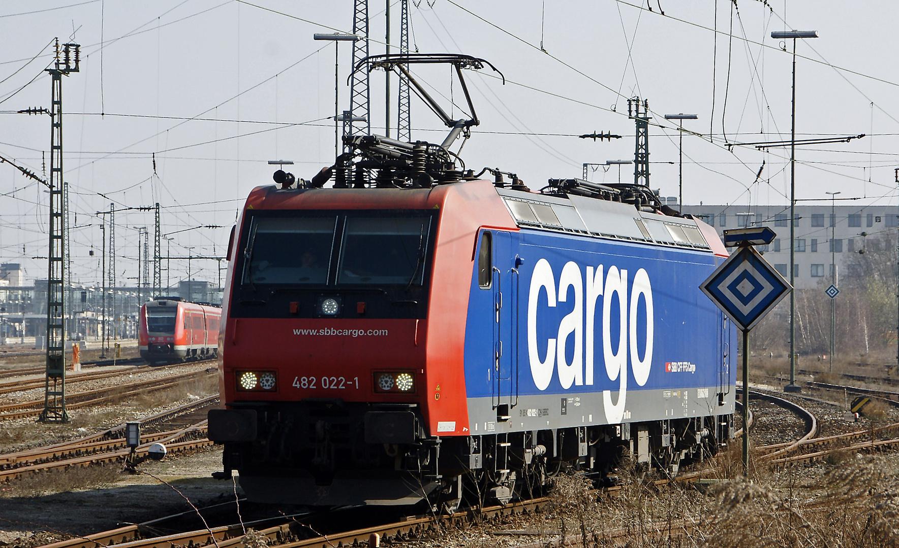 SBB Cargo Re 482