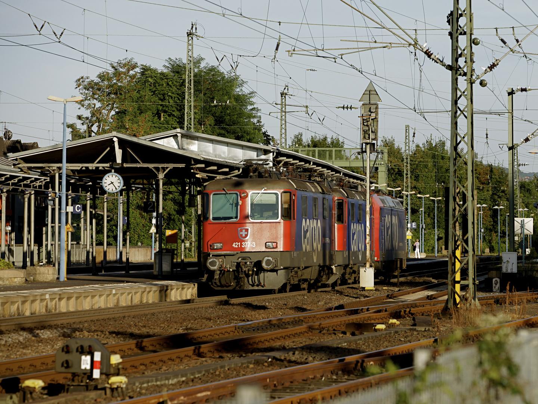 SBB-Lokzug