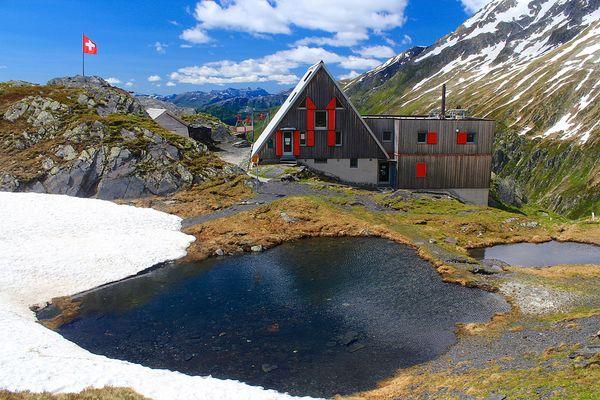 Scaletta Hütte