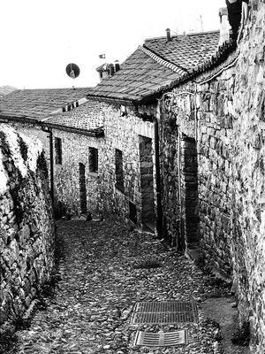 Scaletta San Martino in B/N