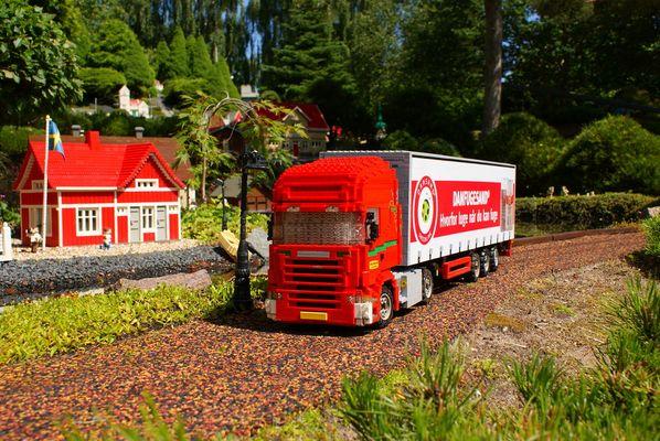 Scania Supertruck