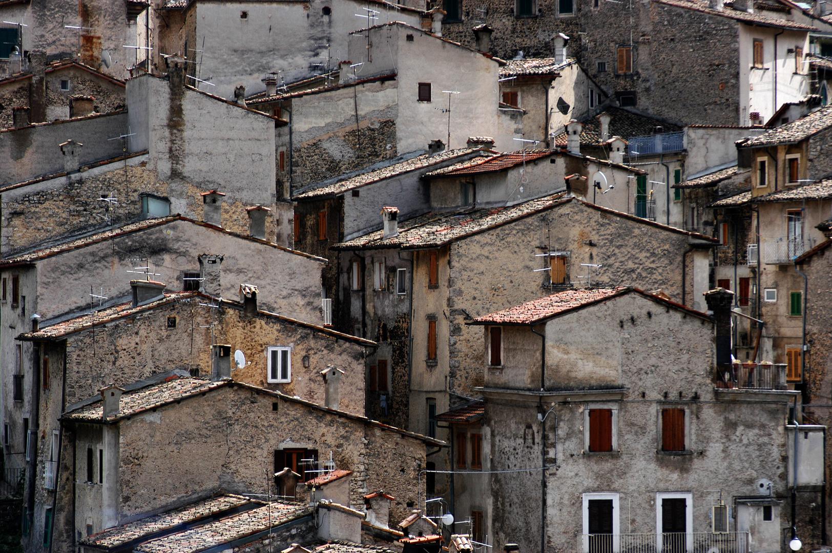 Scanno (S-Italien)