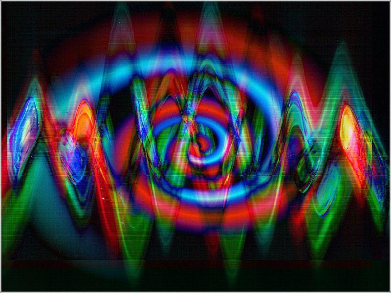 Scanno-Taschenlampografie 2