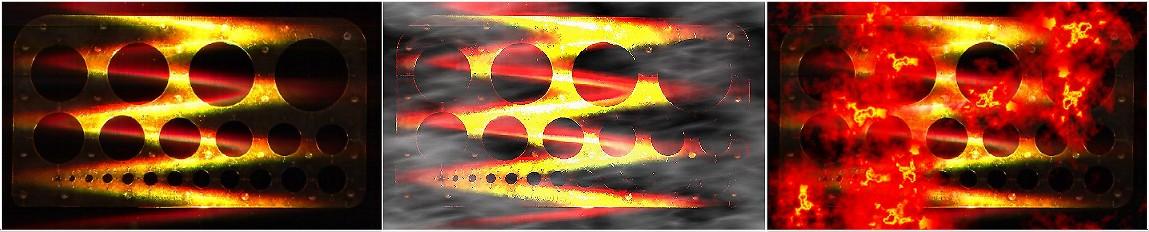 Scanno-Taschenlampografie 5 - Abgefackelt