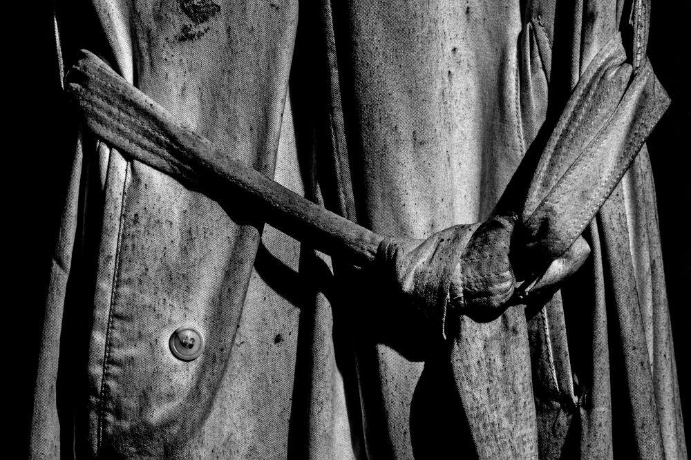 scarecrow ( detail )