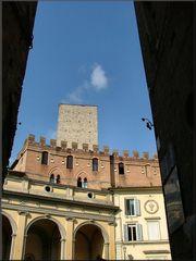 Scattando a Siena