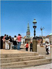 Scattando statue a Copegnaga
