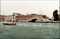 Scattando Venezia dal vaporeto