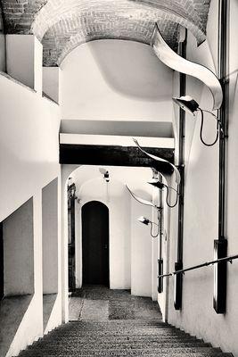 Scendendo le scale