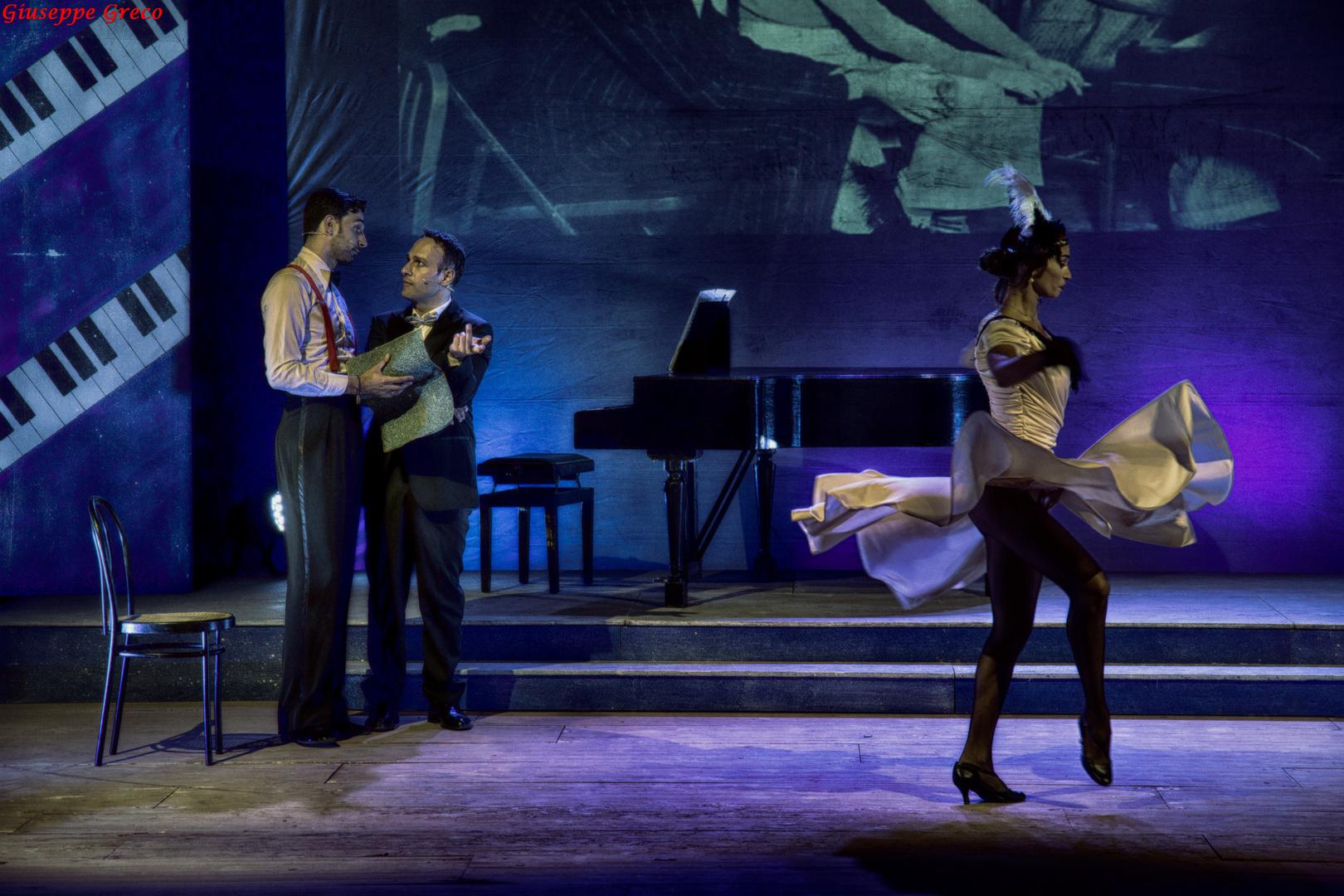 scene da un musical