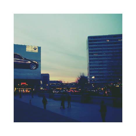 Scene dalla strada