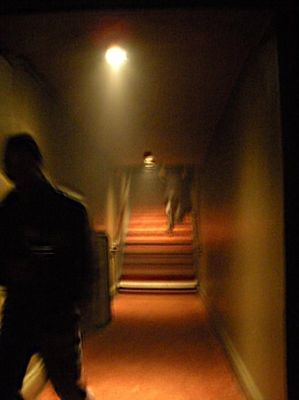 Scène de couloir :)