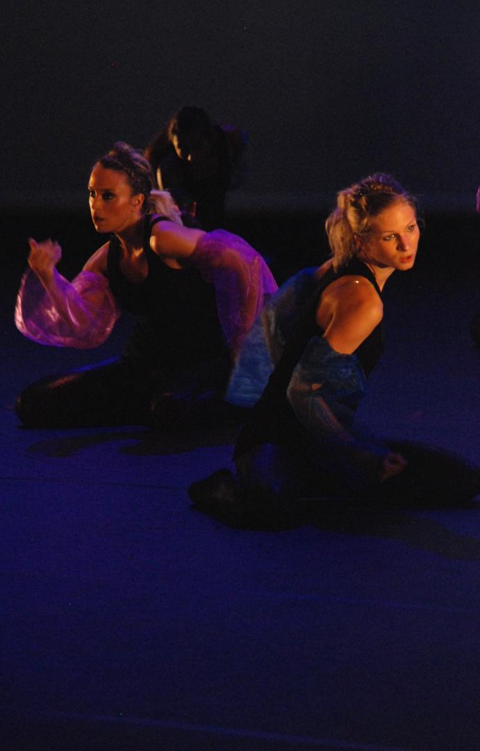scene de danse