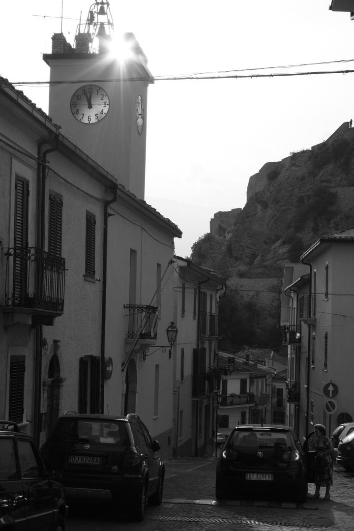 scene de vie en Italie