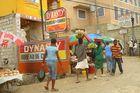 scene de vie haitienne