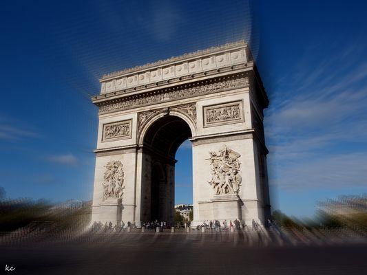 Scènes de Paris -5-