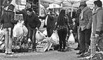 Scènes d'un marché sicilien - 1