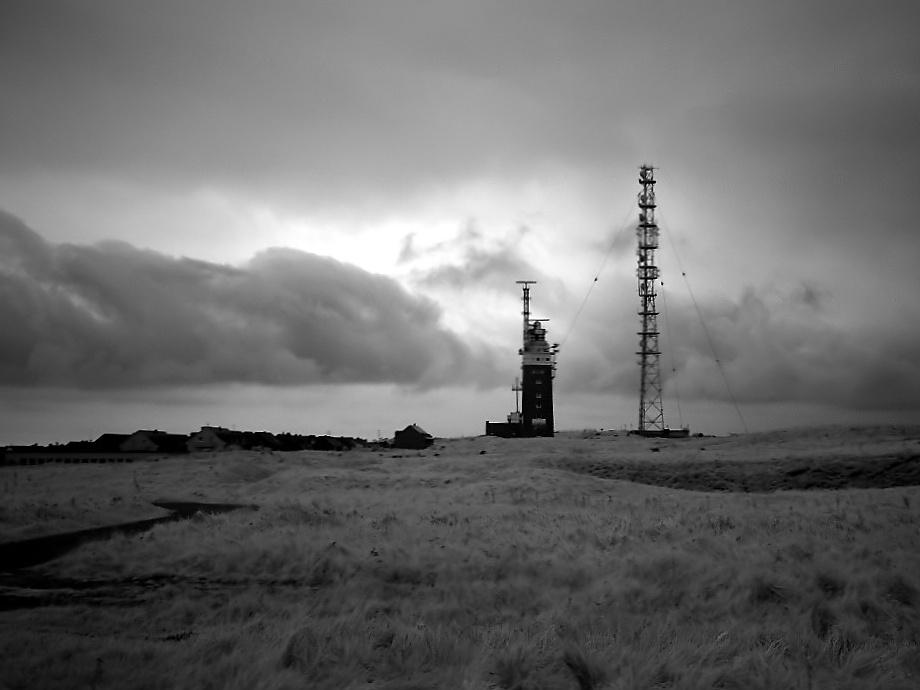 sch..... Wetter auf Helgoland