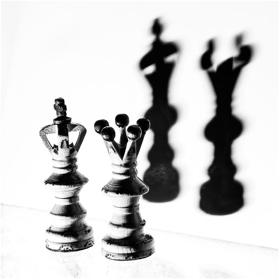 Schach matt.