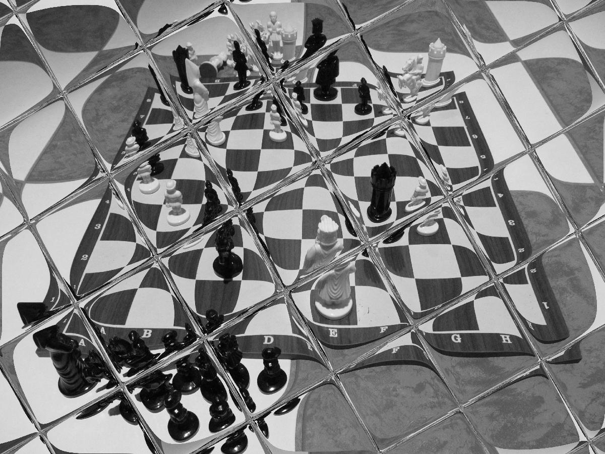Schach ..... matt
