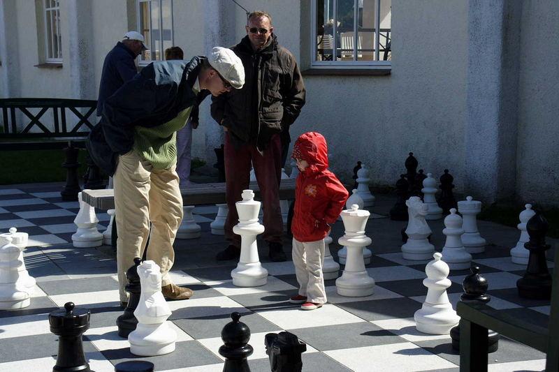 Schach matt!