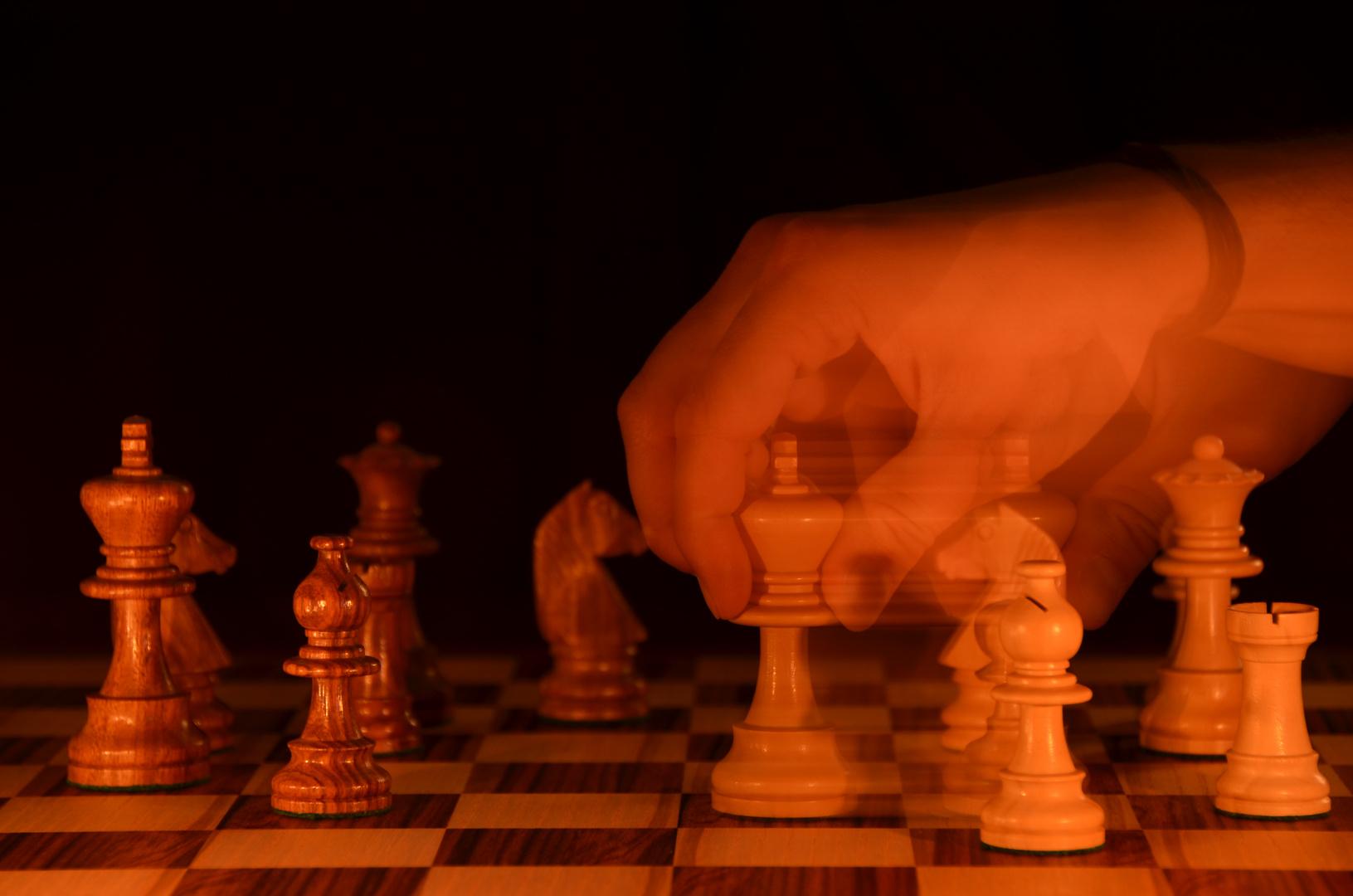 Schach-Offensive