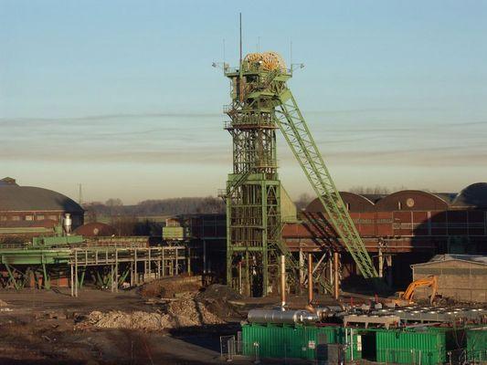 Schacht 1 Bergwerk Westfalen