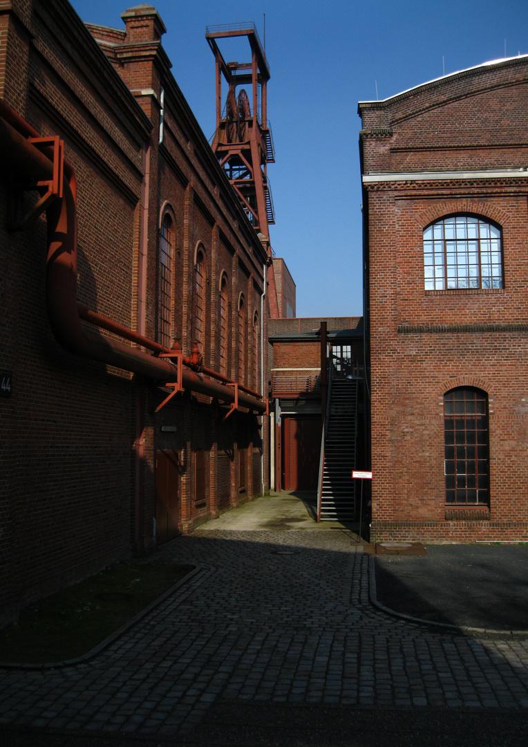 Schacht 1 von Zollverein