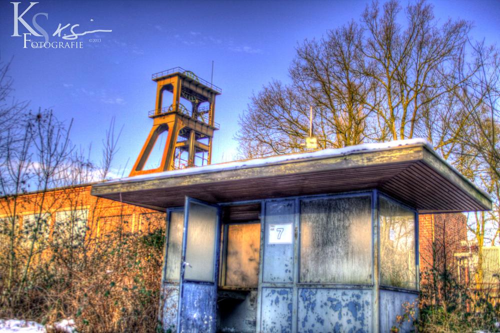 Schacht 3 Norddeutschland