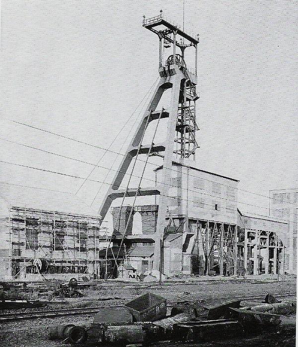 Schacht Anna (West) 1951