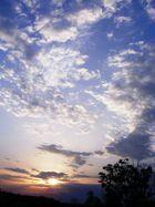 Schaefchenwolken