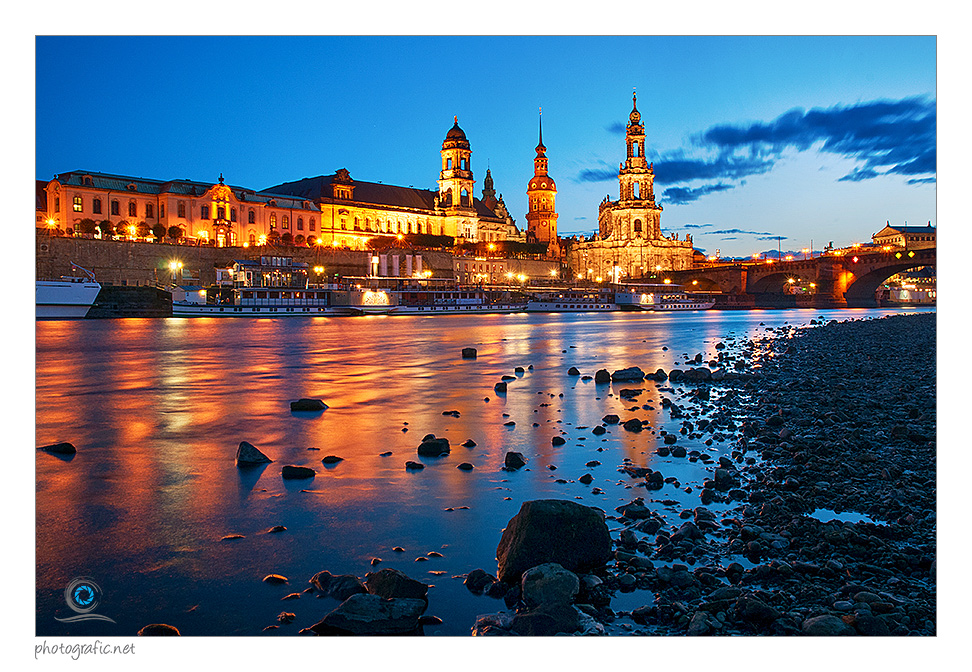 Schärfetest Dresden