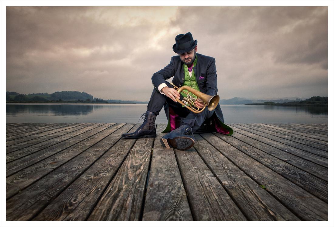 Schaffenspause eines Musikers ... 10.2013
