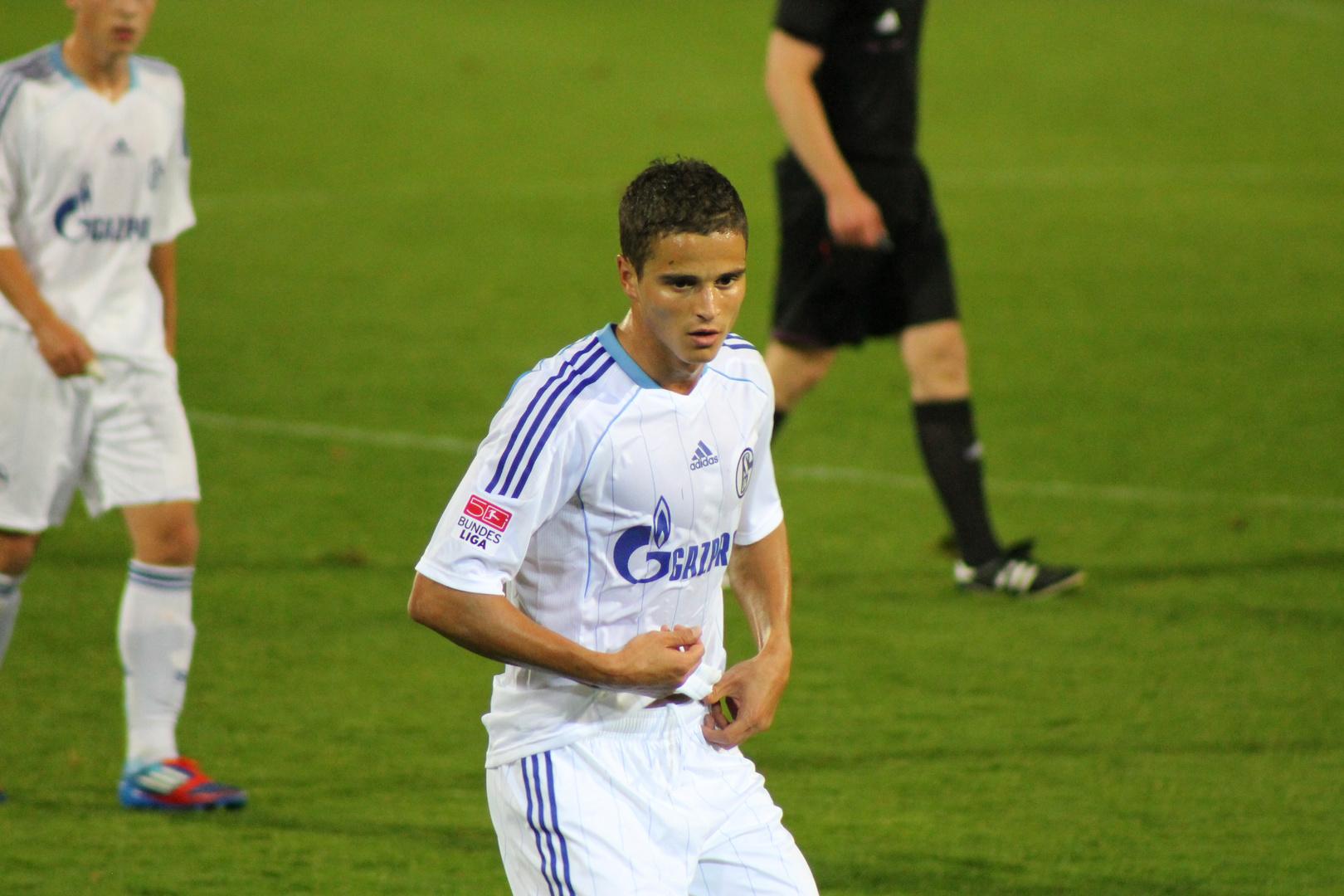 Schalke Neuzugang aus Barcelona - Ibrahim Affellay