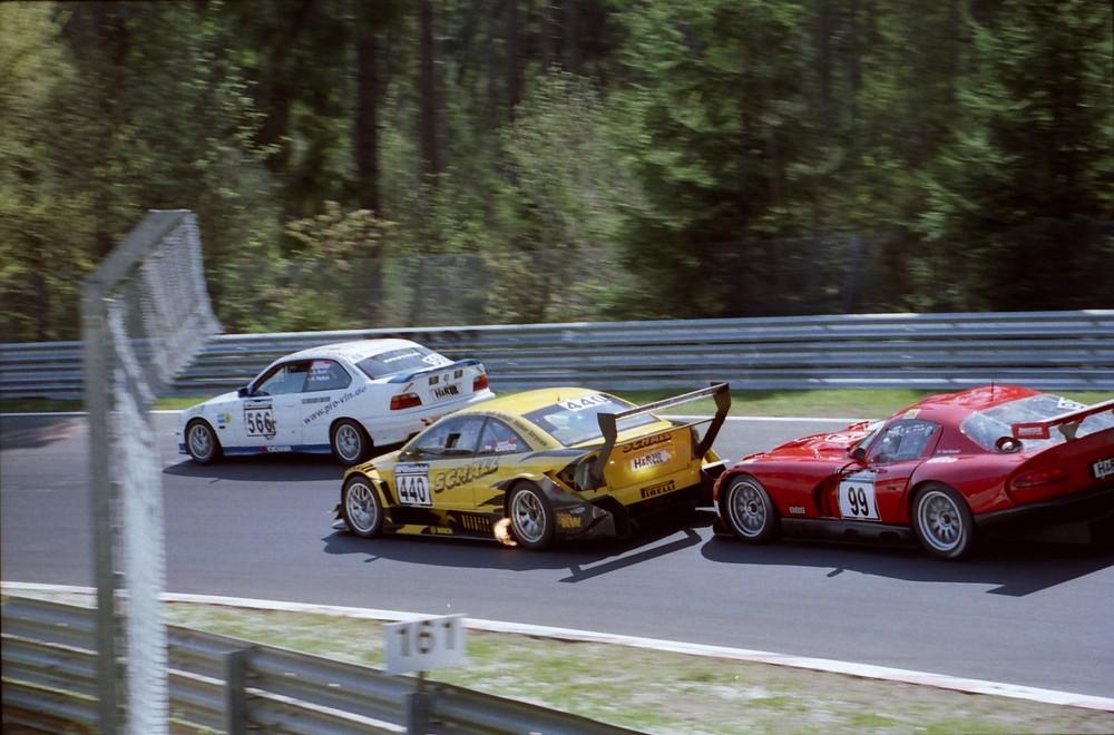 Schall gegen Viper Nürburgring 14.04.07