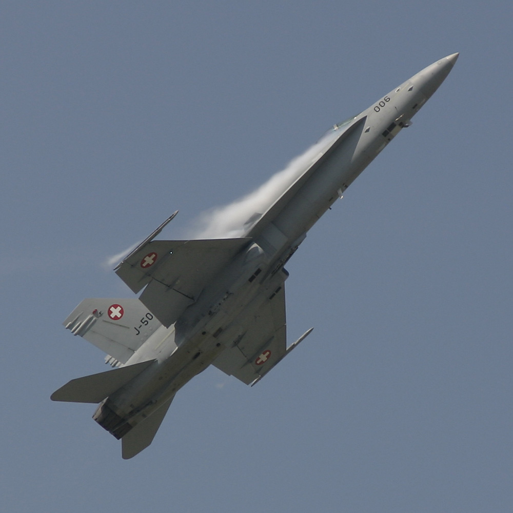 "Schall und Rauch - F/A - 18 ""Hornet"""