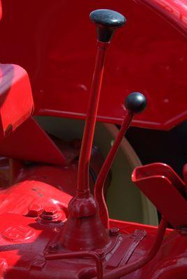 Schalthebel Porsche Junior Traktor