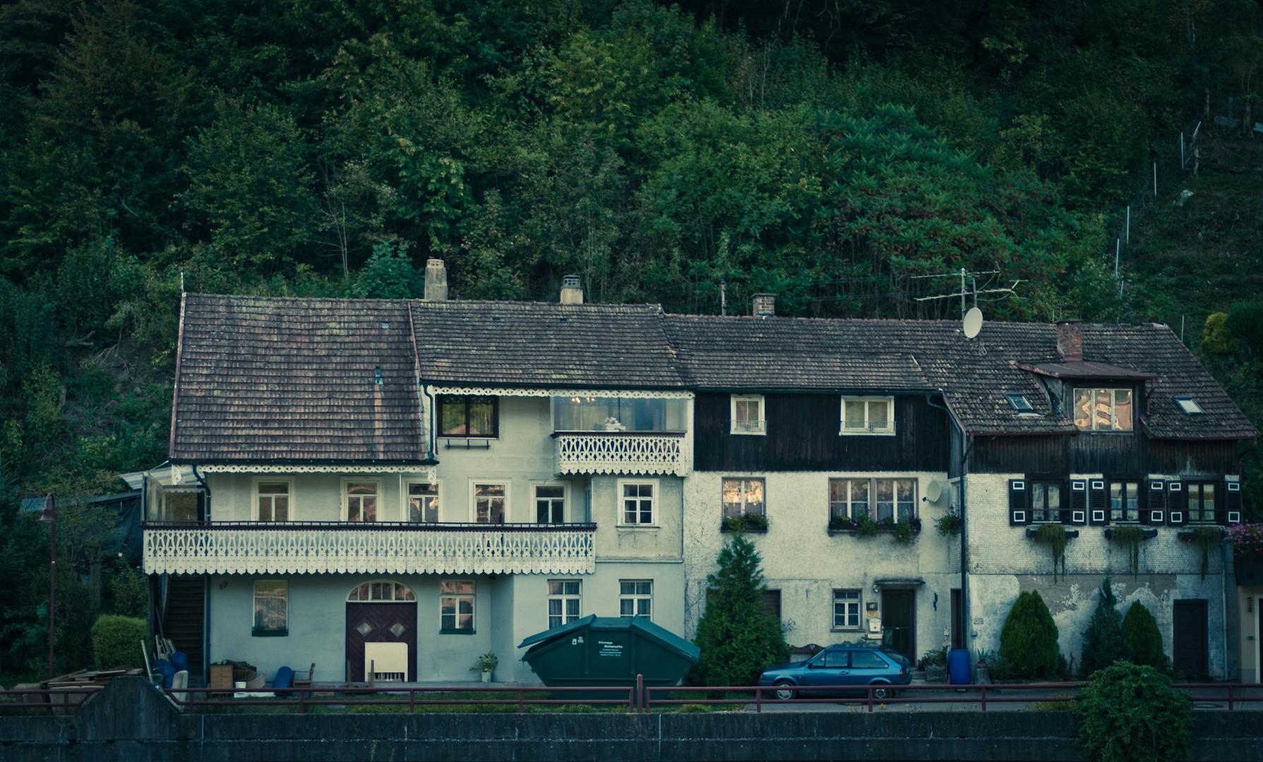 Schappbach alte Häuser