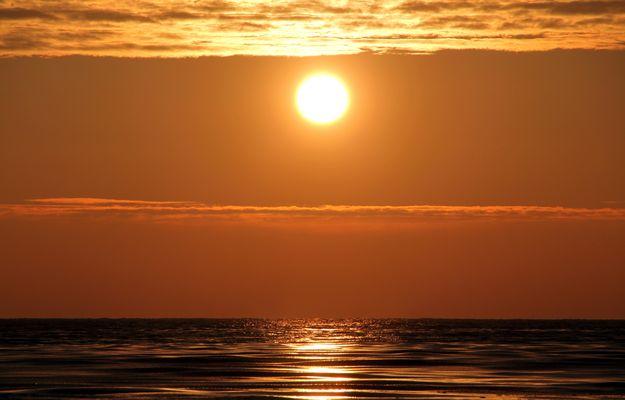 Scharbeutz Ostsee - Sonnenaufgang