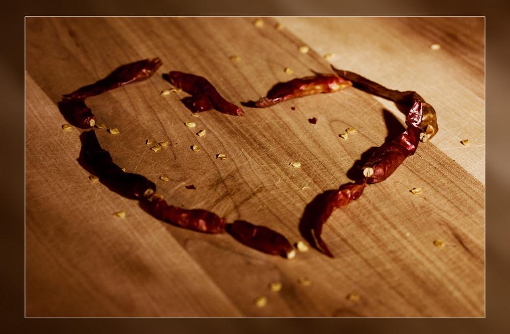 --- scharfe Liebe ---
