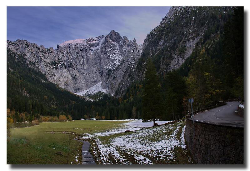 Scharitzkehlalm in Berchtesgaden