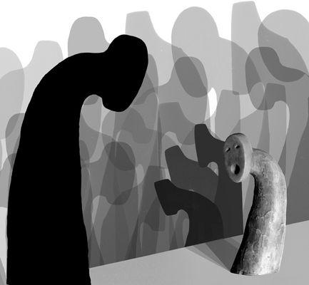 Schatten der Angst