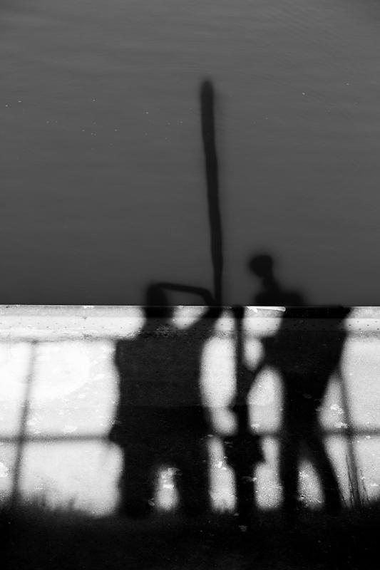 Schatten der Fotografen